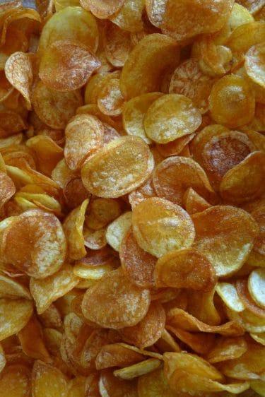 5 astuces pour réussir les chips maison