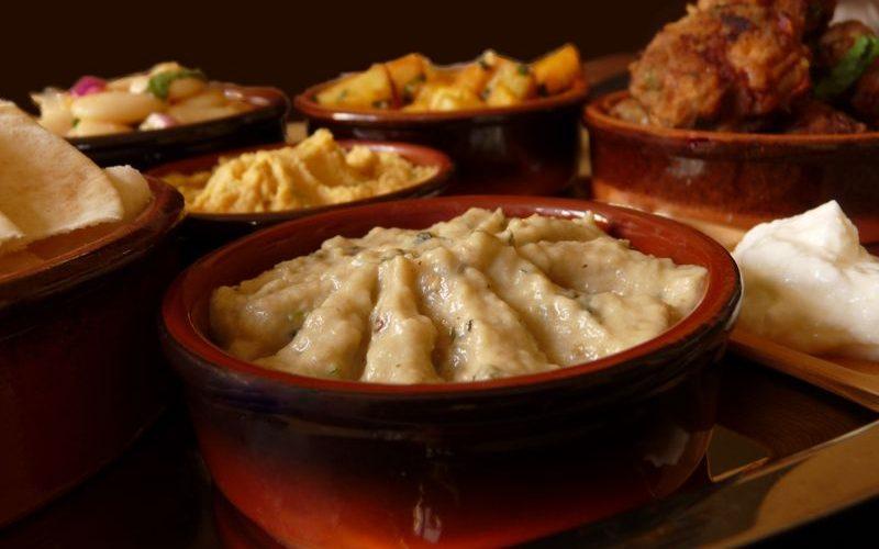 Mezzé libanais - Panier de Saison on