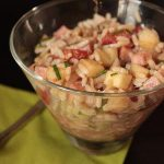 salade de riz charcutière