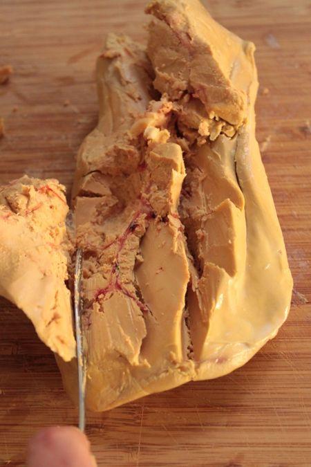Préparer et déveiner un foie gras pas à pas 5