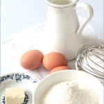recette de base crepes