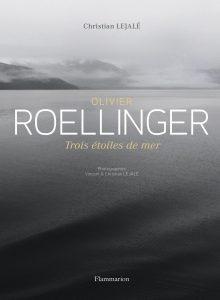 couverture du livre d'Olivier Roellinger Trois Etoile de mer