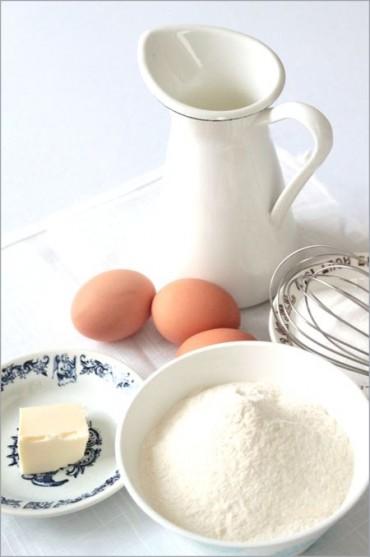 recette de la pâte à crêpes classiquee