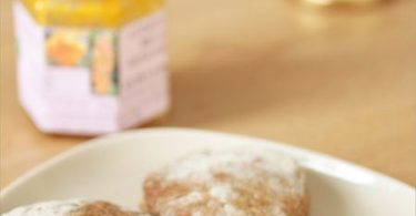 recette de scones à la farine de chanvre