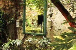 jardin des bauches à Paris, un jardin caché