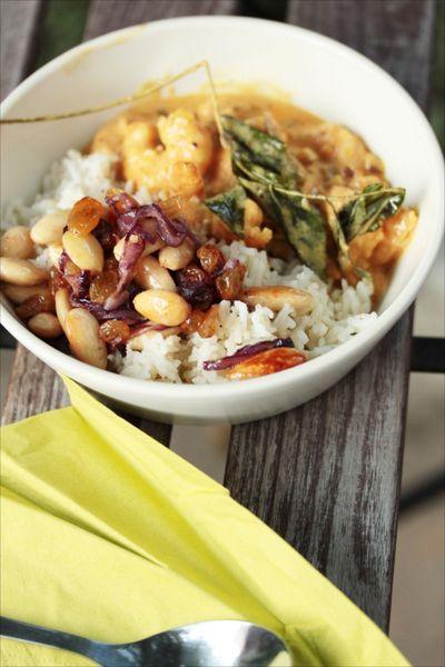 Riz basmati au cumin, pour aller avec un curry