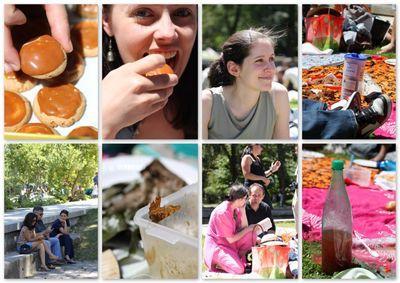 Quelques images du pique-nique de Bercy organisé par dorian
