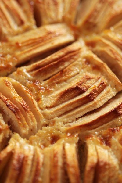 Tarte aux pommes Alsacienne aux épices 3