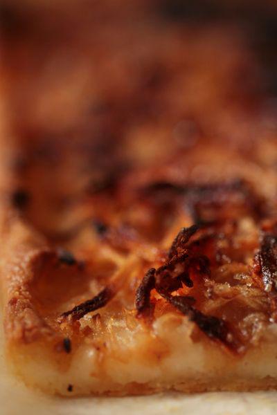 Tarte pizza aux pommes 3