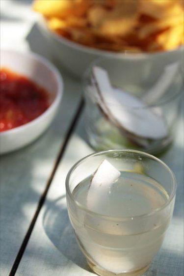 cocktail rhum coco recette