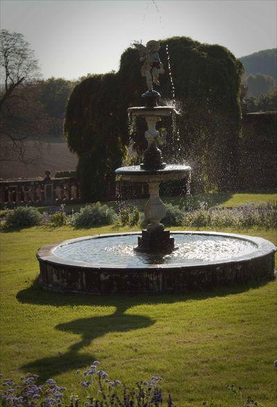 fontaine du château Valmer