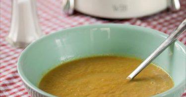 Soupe de potiron à la noisette 1