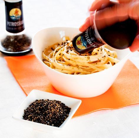 Pâtes fraîches au caviar séché Fleur de Caviar Petrossian