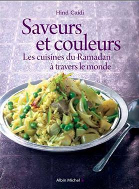 saveurs couleurs livre ramadan