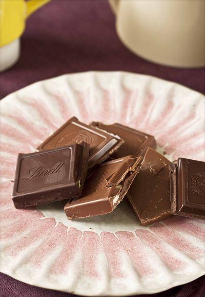 Chocolat lindt fourré 1