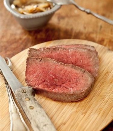 cuisson rosbif - recette