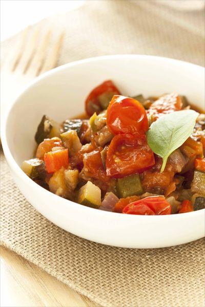 Ratatouille gourmande aux tomates cerises 1