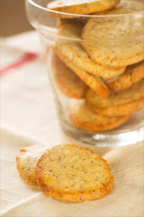 Biscuits au citron vert et pavot 2