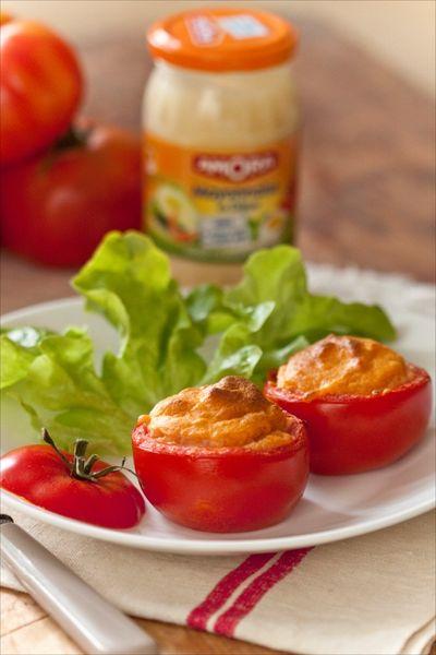 tomates soufflées à la tomate 1