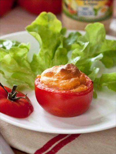 tomates soufflées à la tomate 2