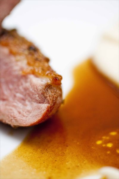 Filet de canard aux pices panier de saison - Difference entre filet et magret de canard ...