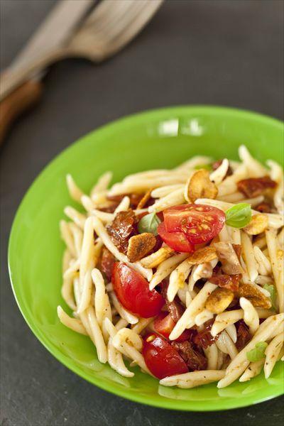 Salade de pâtes tout tomates 2