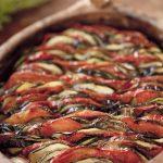 recette de tian à la Provençale ou tian de légumes cuit au four