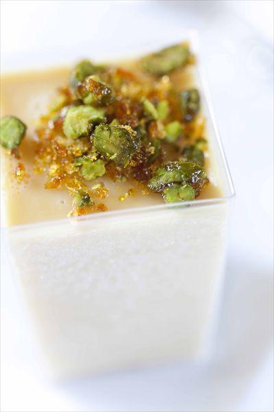 Kulfi cardamome et nougat noir aux pistaches 2
