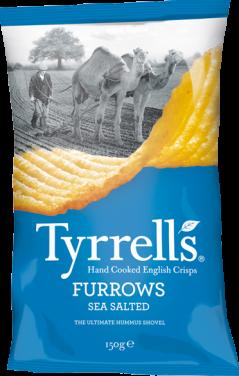 Paquet de tyrrells Furrow