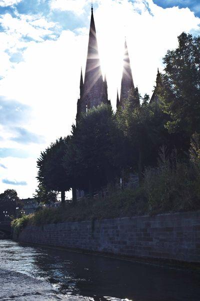 Strasbourg Eglise St Etienne