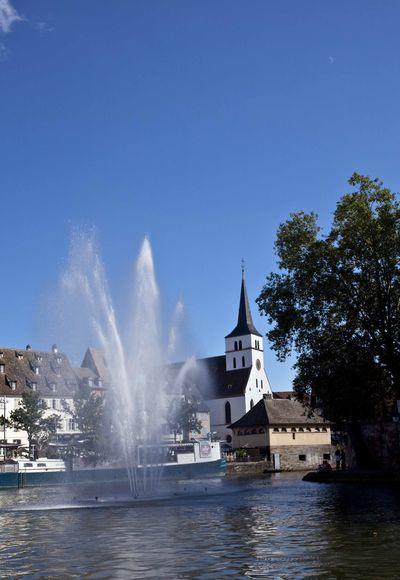 Strasbourg quai des pêcheurs