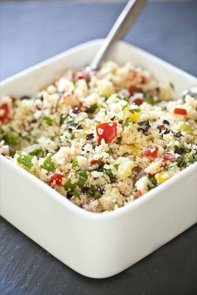Taboulé aux légumes 1