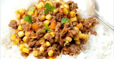Chili de maïs