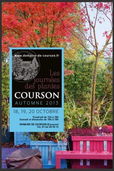 Journées des Plantes de Courson et le très beau livre de Gérard Jean, le Jardin du Pellinec