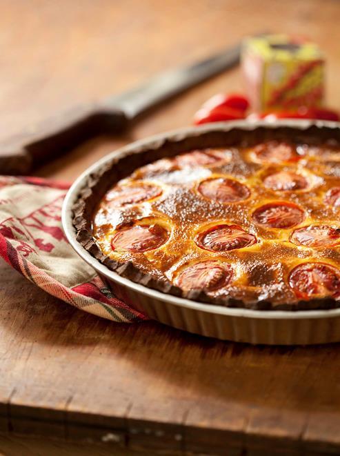 Tarte aux tomates 1