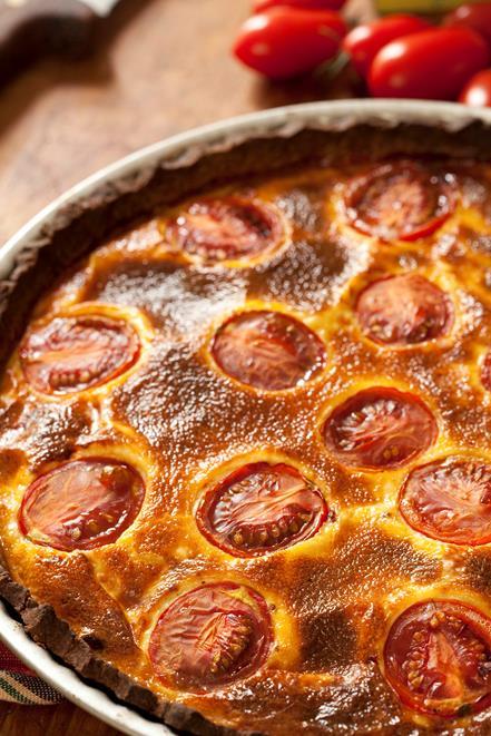 Tarte aux tomates 2