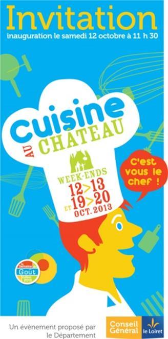les Toques Françaises cuisinent à La Bussière 1