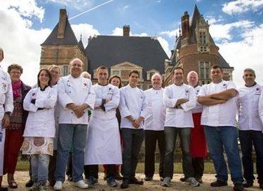 les Toques Françaises cuisinent à La Bussière