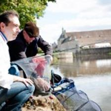 Fabrice, un vrai passionné de pêche ©TF