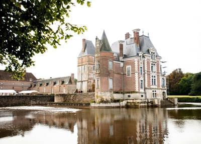 le château de La Bussière ©TF
