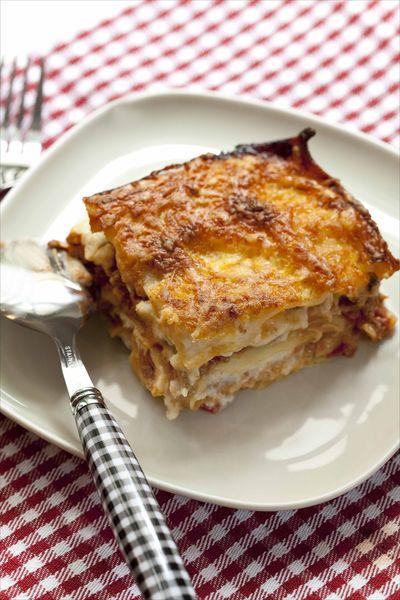 lasagnes des familles la recette classique des lasagnes viande sauce tomates panier de saison. Black Bedroom Furniture Sets. Home Design Ideas