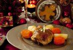 Petits ballons de volaille rotis au gingembre décor de Noël 4