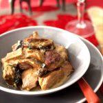 La recette facile du sauté de veau au cidre et aux morilles