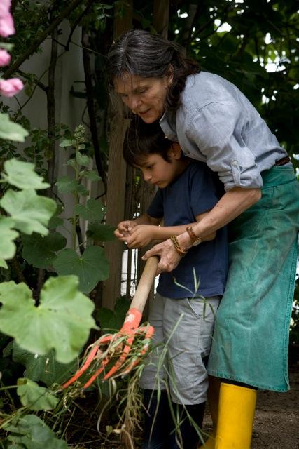 Anne Ribes, créatrice des Belles Plantes