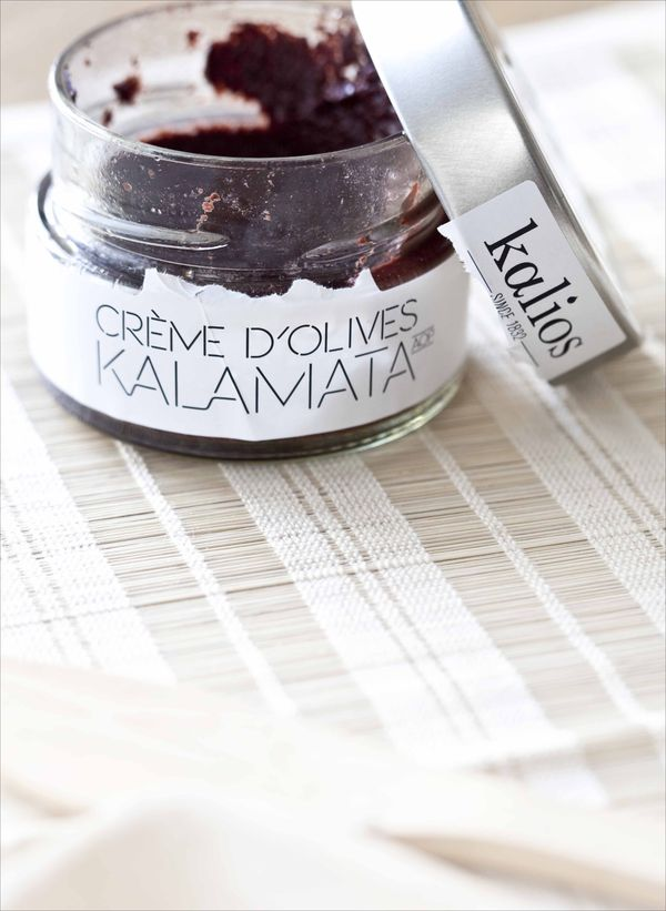 Crème d'olives Kalamata Kalios
