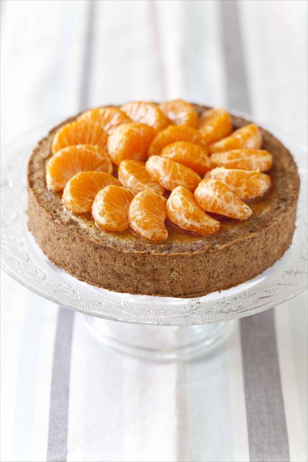 Gâteau – Tarte à la mandarine 1