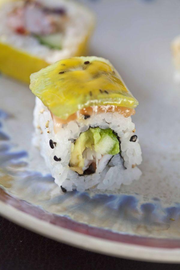 Sushi box Joël Robuchon 4