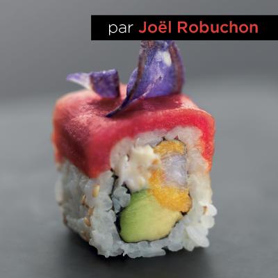 Sushi box Joël Robuchon 7