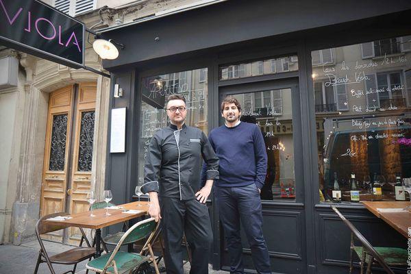 Viola, restaurant Paris 17, un nouvel italien dans la sphère de Charles Teboul 2