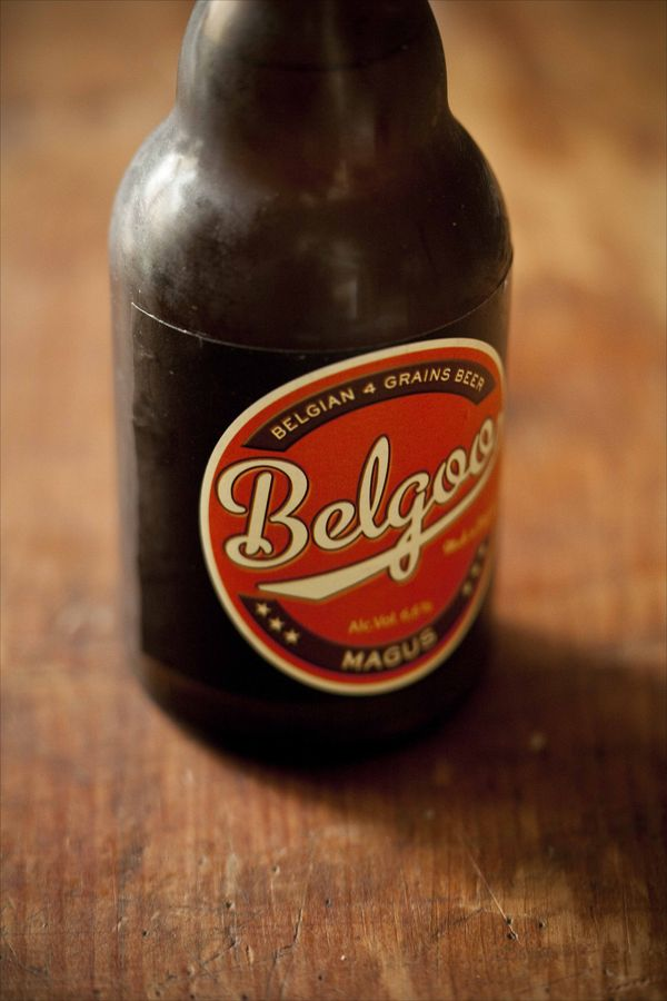 Belgoo Bouteille